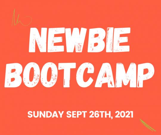 Newbie BootCamp 2021